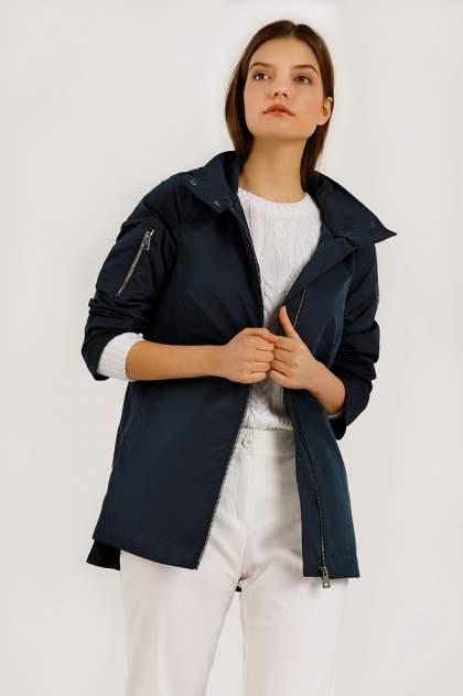 Куртка женская Finn-Flare B20-11024 синяя S