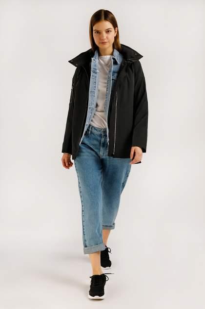 Куртка женская Finn-Flare B20-11024 черная S