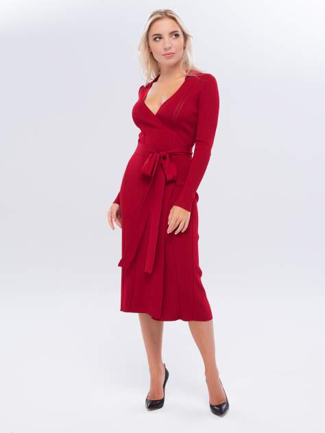 Женское платье Corona Style 220830, красный