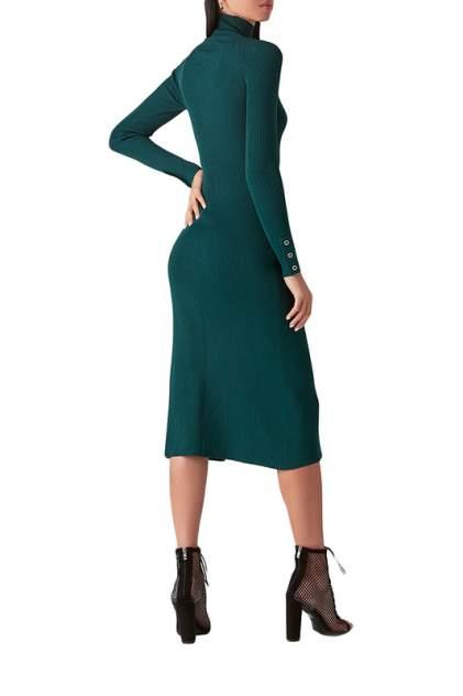 Платье-водолазка женское LOVE REPUBLIC 0359310562/ зеленое L