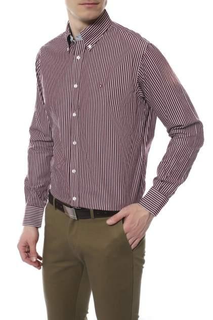 Рубашка мужская Tommy Hilfiger .0887820100 998, красный