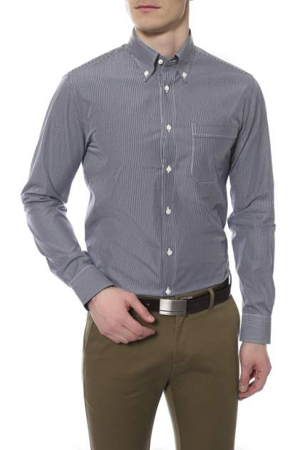 Рубашка мужская Tommy Hilfiger .0887821408 403, синий