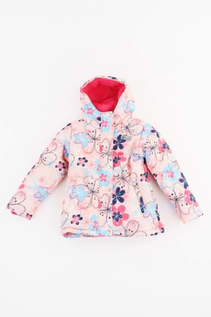 Комплект куртка и комбинезон SALVE by Gusti для девочек цв. розовый р-р. 92