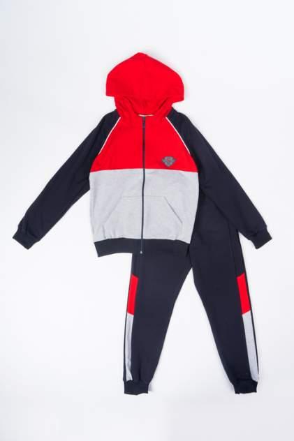 Спортивный костюм ELARDIS для мальчиков цв. синий р-р. 122