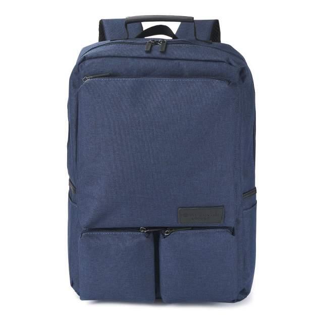 Рюкзак унисекс Henry Backer HB6069 синий