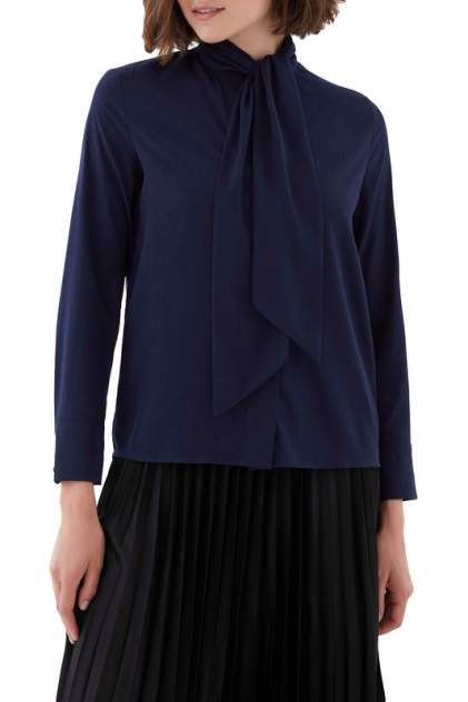 Блуза женская ZARINA 328003306 синяя 44