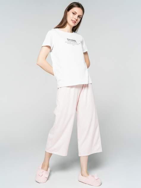 Пижама женская ТВОЕ 80293 белая XL