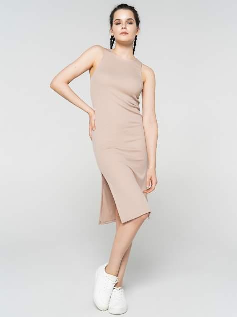 Женское платье ТВОЕ 81298, бежевый
