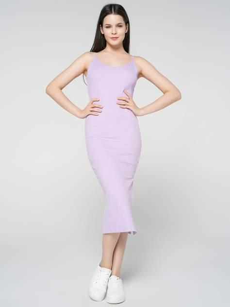 Платье женское ТВОЕ 81307 фиолетовое S