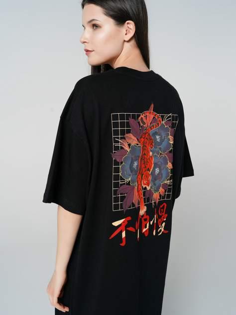 Платье женское ТВОЕ 80603 черное M-L