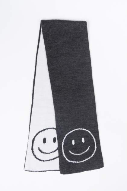 Шарф Crockid для девочек цв. серый р-р. 135х18 см