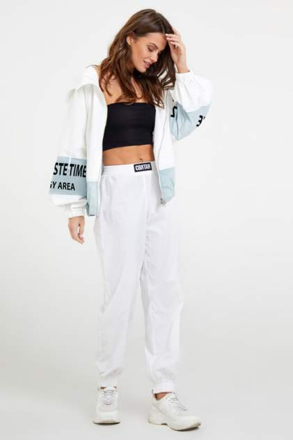 Куртка женская Tom Farr T4F W9602 белая 48
