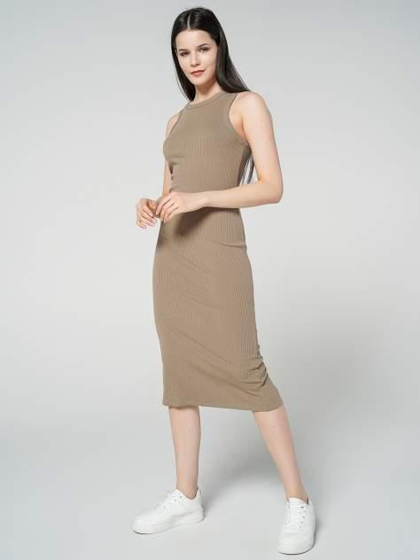 Женское платье ТВОЕ 81318, коричневый