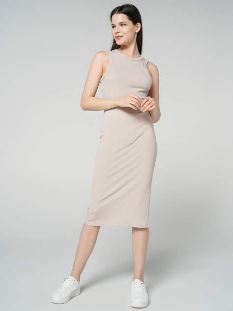 Женское платье ТВОЕ 81318, серый
