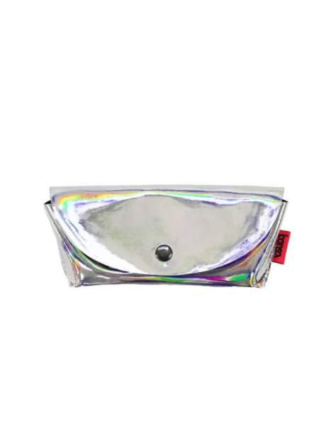 Футляр для очков унисекс Bansa Holography Sheldy серый