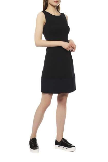Повседневное платье женское Tommy Hilfiger WW0WW24930 синее 2