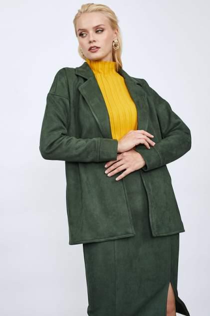 Костюм женский AVEMOD AV 1019 зеленый 48