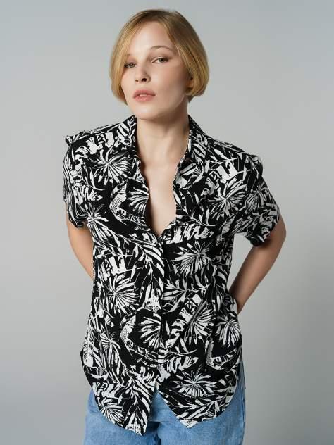 Женская рубашка ТВОЕ A8063, черный