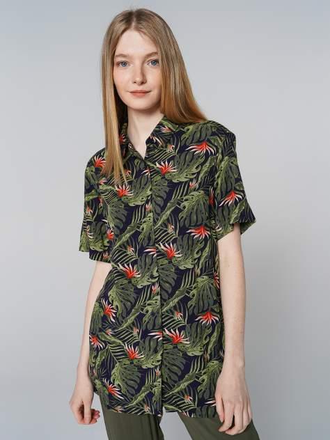 Женская рубашка ТВОЕ A8063-2, разноцветный