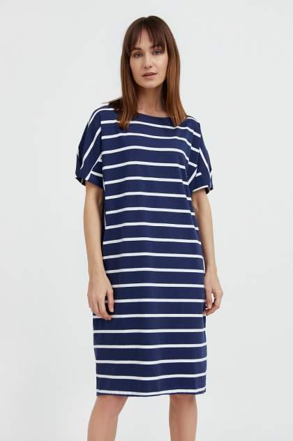Женское платье Finn Flare S21-14069, синий