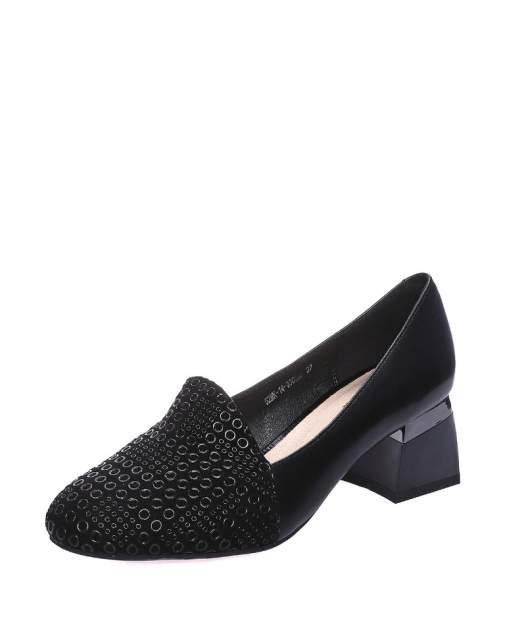 Туфли женские MAKFINE 52MK-14-03O0AA, черный