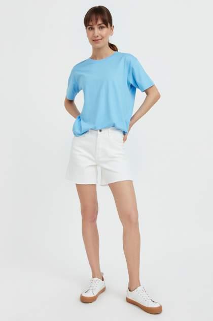 Женские шорты Finn Flare S21-15011, белый