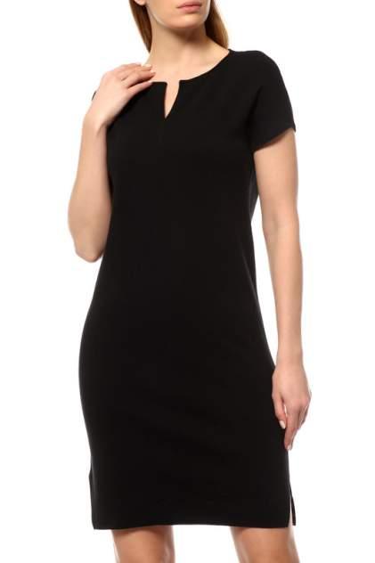 Платье женское Cruciani CD21.230 черное 38 IT