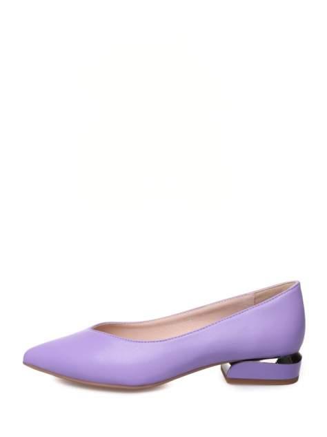 Туфли женские MAKFINE 52MK-48-02A1VV, фиолетовый
