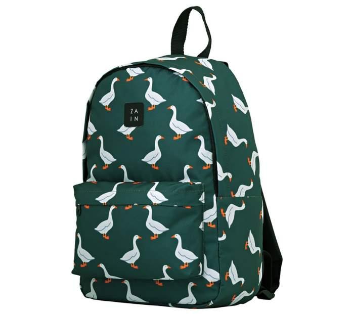 Рюкзак женский ZAIN Z1015357 зеленый