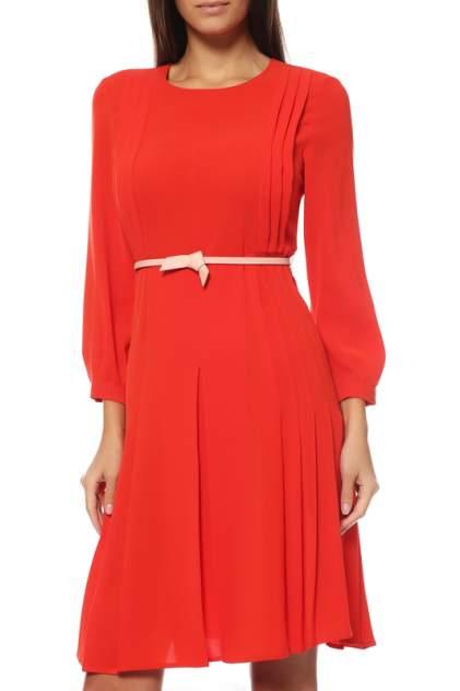 Платье женское MAXMARA STUDIO 67-MMS62210477 красное 38 IT