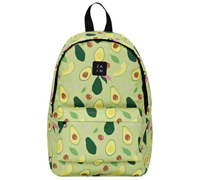 Рюкзак женский ZAIN Z1015340 зеленый