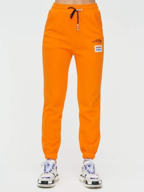 Штаны джоггеры женские 1312O оранжевый 44