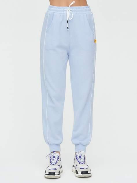 Спортивные брюки женские 1306Gl голубой 48