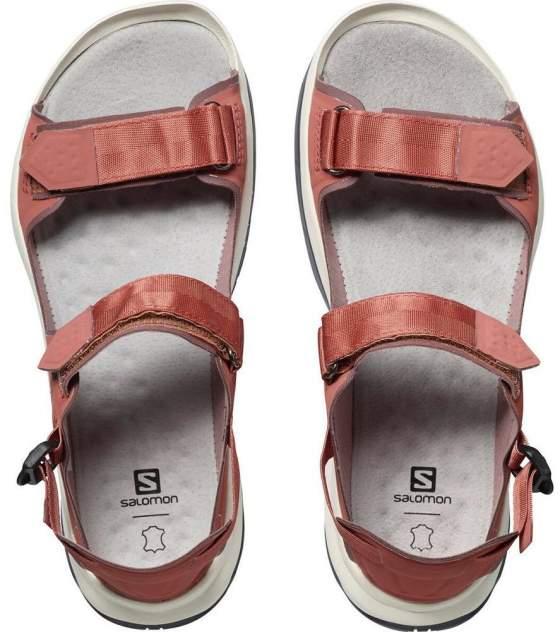 Сандалии Salomon Tech Sandal Feel W Cedar Wood/Peppercorn/Ebony (Uk:4,5)
