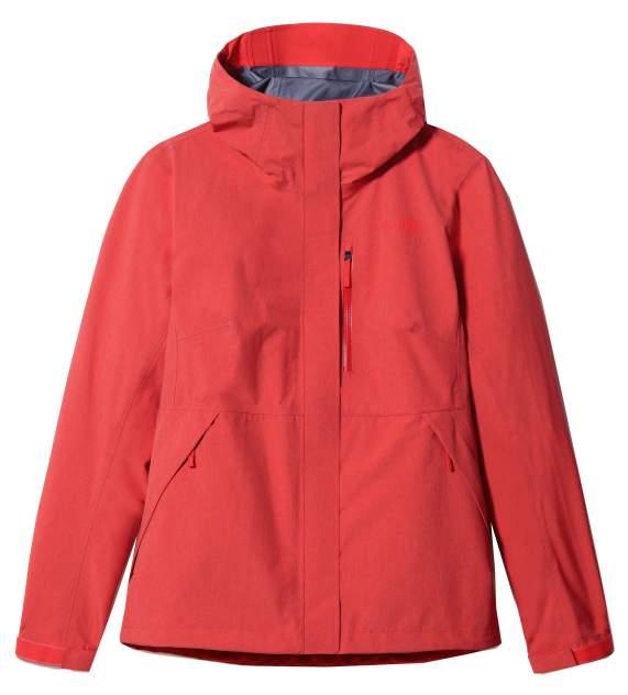 Куртка The North Face Dryzzle Futurelight Jacket W, красный