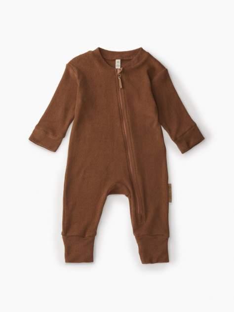 Комбинезон детский Happy Baby, цв.коричневый