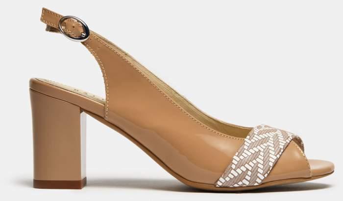 Туфли женские Ralf Ringer 902004 бежевые 35 RU