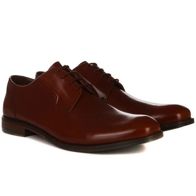 Туфли мужские Clarks Edward Plain 26139530, коричневый