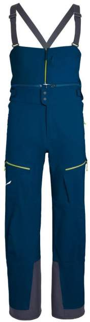 Спортивный комбинезон мужской Salewa Antelao Powertex 3 Layers Hardshell, синий