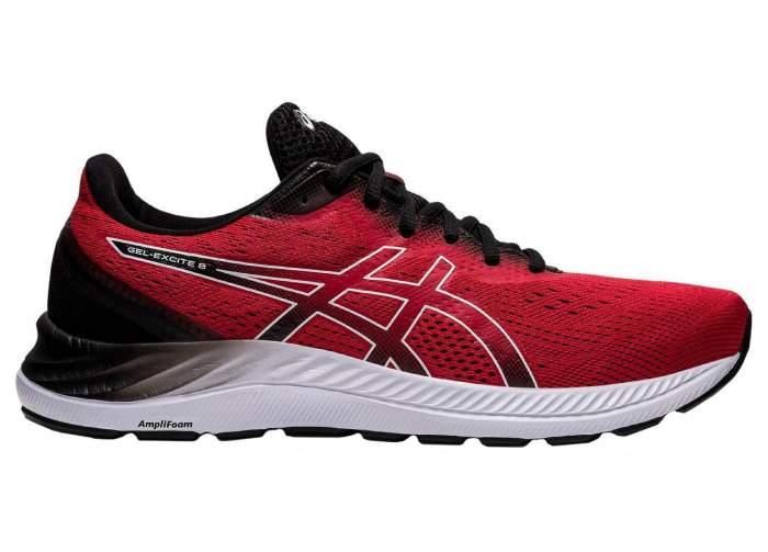 Кроссовки мужские Asics Gel-Excite 8, красный, черный, белый