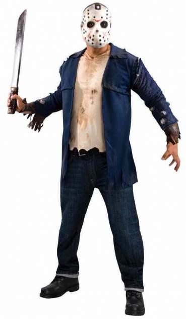 Карнавальный костюм Rubies Джейсон, цв. бежевый; черный р.176