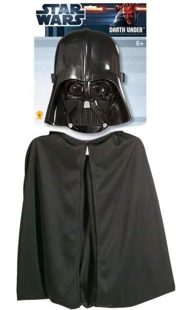 Карнавальный костюм Rubies Дарт Вейдер, цв. черный р.104