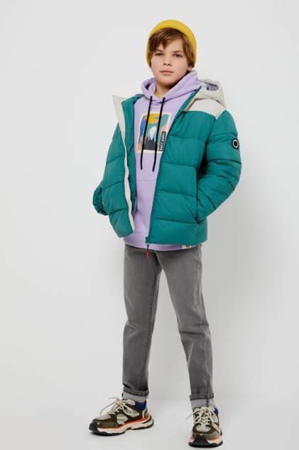 Куртка детская Sela, цв. зеленый