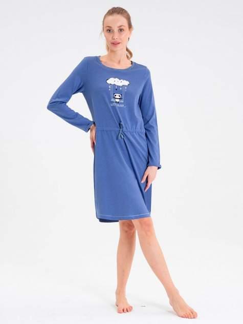 Домашнее платье BlackSpade BS50319, синий