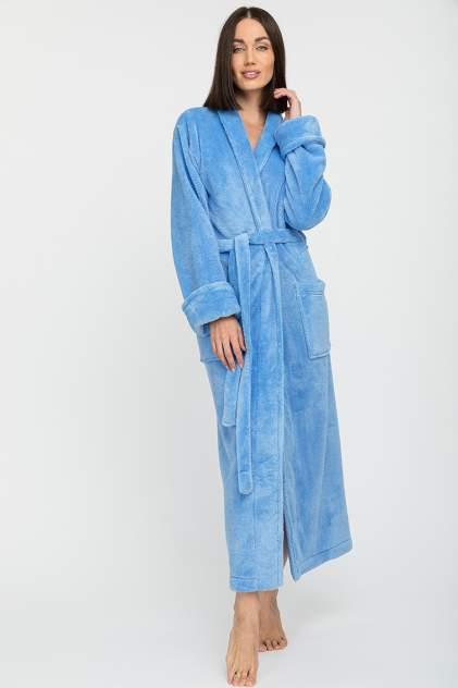 Домашний халат женский Peche Monnaie Tendre, голубой