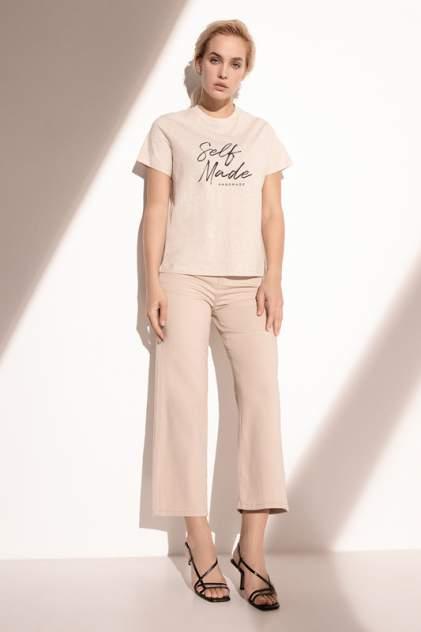 Женские брюки ZARINA 224430730, коричневый