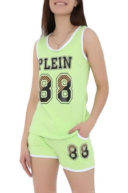 Женский костюм Tenerezza TEN4425007, зеленый