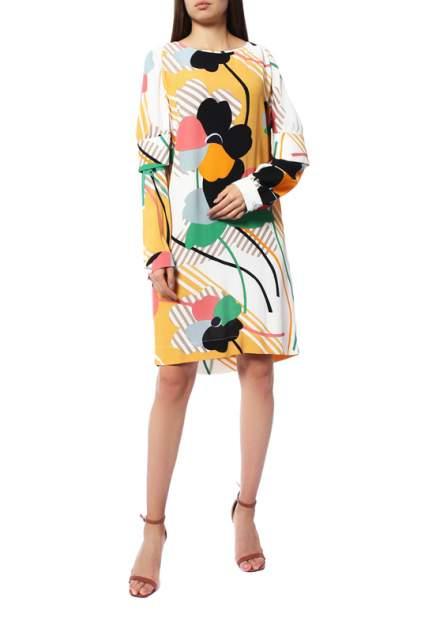 Платье женское See by Chloe LVB06 00 T7788 0013 оранжевое 38 FR