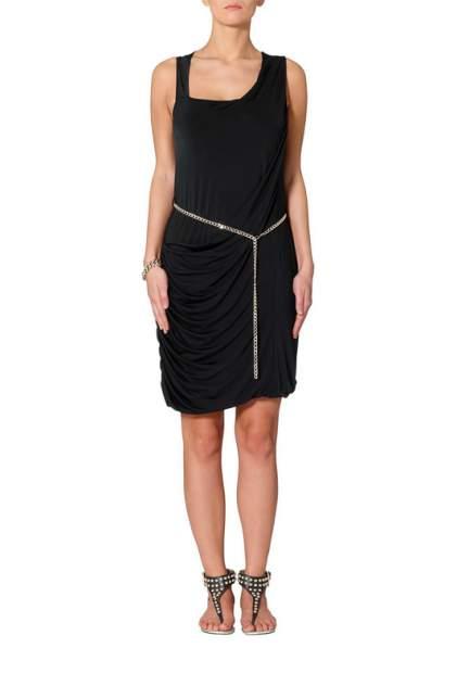 Платье женское Apart 26417 черное 38 DE