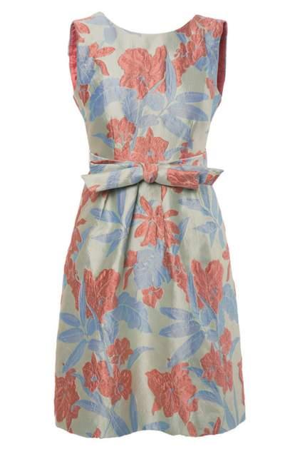 Платье женское Apart 45381 голубое 38 DE